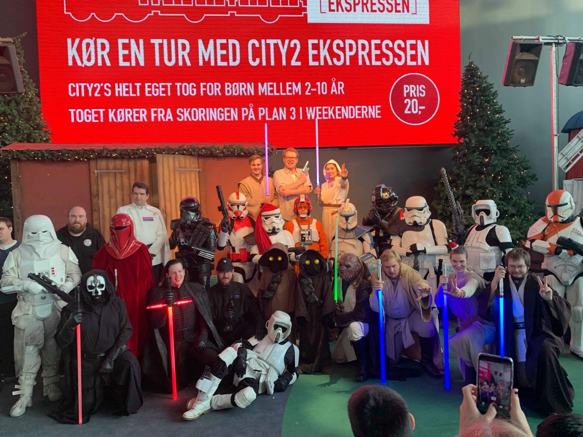 City 2 – Star Wars dag
